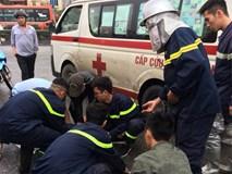 Vụ tai nạn trên cao tốc Pháp Vân – Cầu Giẽ giữa xe cứu hỏa và xe khách: Một chiến sỹ trẻ đã tử vong