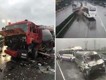 Danh tính 3 nạn nhân tử vong trong các vụ tai nạn xảy ra cùng một buổi chiều trên cao tốc Pháp Vân - Cầu Giẽ