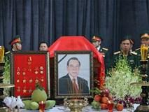 Đưa linh cữu nguyên Thủ tướng Phan Văn Khải về Hội trường Thống Nhất