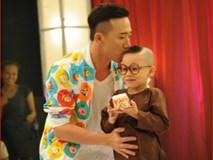 'Ông cụ non' An Khang tái xuất với màn bắt chước Ngô Thanh Vân trong 'Cô Ba Sài Gòn'
