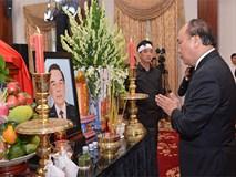 Khoảnh khắc lắng lòng tại lễ viếng nguyên Thủ tướng Phan Văn Khải