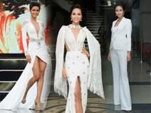 Đăng quang không lâu, Hoa hậu H' Hen Niê đã có BST đồ trắng chất ngất