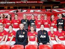 Hậu trường sân cỏ 23/3: Man Utd chuẩn bị có đội nữ chuyên nghiệp