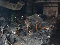 Vụ cháy chung cư Carina: Không loại trừ khả năng cài đặt gây nổ, hệ thống cửa ngăn cháy bị kê chặn ở tất cả các tầng