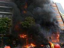 Cách sống sót đơn giản mà hiệu quả khi gặp hỏa hoạn ở chung cư