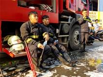 Những người hùng cứu hàng trăm nạn nhân vụ cháy chung cư Carina Plaza