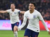 Sao trẻ Man Utd ghi bàn đầu tiên cho tuyển Anh