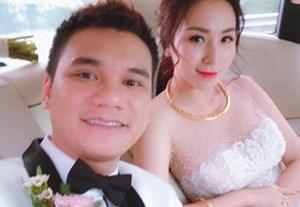 Những khoảnh khắc đẹp trong đám cưới của Khắc Việt và vợ DJ ở quê