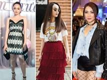 """Những cô nàng """"nấm lùn"""" khuấy đảo showbiz Việt với gout ăn mặc cực chất"""