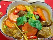 Bò kho nước dừa vừa thơm phức lại mềm ngon cứ tưởng đầu bếp nhà hàng nấu ra
