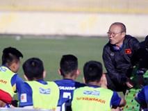 HLV Park Hang Seo yêu cầu các học trò hạ nhiệt trước trận đấu Jordan