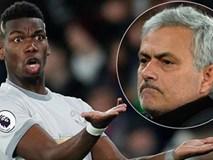 Căng thẳng leo thang ở M.U: HLV Mourinho và Pogba từ mặt nhau
