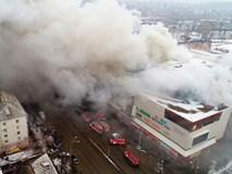 Chuông báo cháy không hoạt động: 37 người chết, 40 trẻ em mất tích trong vụ cháy TTTM Nga