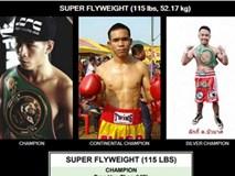 Trần Văn Thảo làm Vua boxing WBC châu Á: Cao thủ