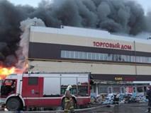 Vụ cháy trung tâm thương mại Nga: Tìm thấy 53 thi thể