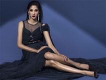 Á hậu Hoàng Thùy khoe nét đẹp cá tính và quyến rũ trong bộ ảnh mới