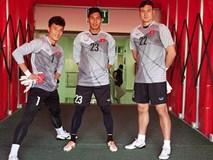 Sau Bùi Tiến Dũng, fans Việt lại xiêu lòng trước thủ môn Đặng Văn Lâm trong trận gặp Jordan