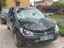 Sự thật bất ngờ vụ xe ô tô chủ tịch xã đâm học sinh tử vong