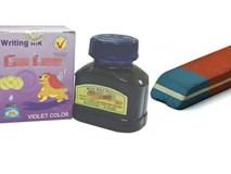 Bút máy, sáp màu, mực Cửu Long... - cả một trời kỷ niệm của những ngày đi học xưa cũ ùa về!
