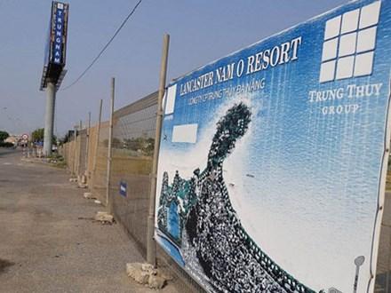 Resort 3.000 tỷ bịt đường làng biển, Sếp Tập đoàn Trung Thủy bay gấp ra Đà Nẵng