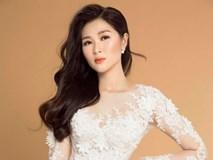 Bà xã của Huy Khánh xinh đẹp khi diện váy cưới