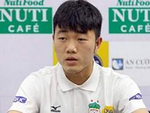 Xuân Trường phủ nhận chuyện bị kiệt sức trước trận gặp Nam Định