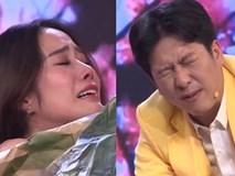 'Cặp tình nhân' Trường Giang và Nam Em đẫm nước mắt khi phải đối mặt với sinh ly tử biệt