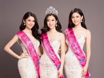 Top 3 Hoa hậu Việt Nam 2016 'thanh xuân rực rỡ' trong bộ ảnh kỉ niệm trước khi kết thúc nhiệm kỳ