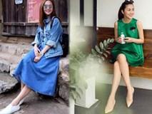 Ngoài Tăng Thanh Hà, còn 2 sao Việt cũng không mặn mà với giày cao!