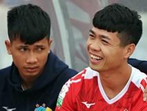 Công Phượng dự bị trận HAGL thắng Nam Định do sức khỏe