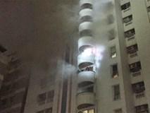 Thái Lan: Chung cư 15 tầng cháy, 3 người thiệt mạng, hơn 100 người bị thương