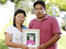 Chưa kịp tận hưởng cuộc sống mới, ông bố chìm trong đau khổ khi vô tình cướp đi mạng sống con gái 2 tuổi