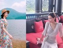 Hà Hồ, Chi Pu và loạt sao Việt lăng xê nhiệt tình thế này thì váy quấn dự là sẽ lại rất hot hè này