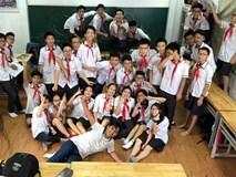 Thầy giáo có 17 học sinh đoạt huy chương vàng kỳ thi Toán HOMC