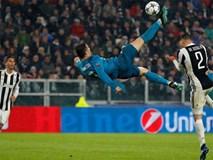Ronaldo lập cú đúp, Real nhấn chìm Juventus trên sân khách