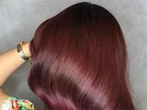 Cuối cùng cũng có một màu nhuộm đẹp long lanh mà con gái châu Á tóc đen có thể
