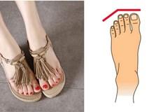 Nhìn xuống bàn chân mình xem chân bạn thuộc kiểu nào và tôi sẽ nói về bí mật tính cách con người bạn