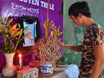 """Chồng người phụ nữ vừa qua đời trong vụ nổ Văn Phú: """"Các con tôi chưa biết tin mẹ mất"""""""