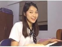 'Hot girl nói 7 thứ tiếng' Khánh Vy 'thả thính' cả Facebook bằng khả năng bắn rap siêu đỉnh