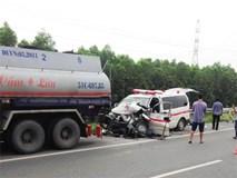 Cao tốc TP. HCM – Long Thành – Dầu Giây cảnh báo tai nạn liên hoàn vì xe cấp cứu chạy bất chấp