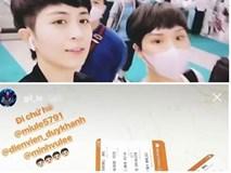 Sự thật về chuyến du hí đến Hàn Quốc của 'cặp tình nhân tin đồn' Gil Lê và Miu Lê