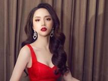 Hoa hậu chuyển giới Quốc tế Hương Giang đẹp đến mê mẩn khi diện đầm đỏ