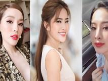 3 người đẹp sàn sàn tuổi Kỳ Duyên, Angela Phương Trinh và Nam Em: sau những nghi án thẩm mỹ liên tiếp, hiện giờ nhan sắc ra sao