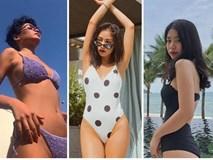 Mới đầu hè, dàn hot face Việt đã đua nhau khoe ảnh diện bikini nóng bỏng mắt