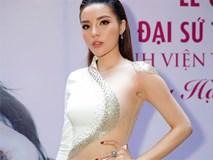 Hoa hậu Kỳ Duyên thừa nhận 'dao kéo' vòng 1, lần đầu lên tiếng về mối quan hệ với tình cũ Angela Phương Trinh