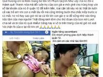 Bé gái ung thư tụy đã mất 3 tháng vẫn bị kẻ xấu nhẫn tâm đưa hình ảnh lên mạng trục lợi