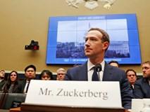 Mark Zuckerberg: Thông tin cá nhân của tôi cũng bị lộ