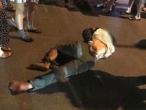 Kéo lê nạn nhân hàng trăm mét trên đường, tài xế bị người dân truy sát