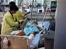 Lấy dấu vân tay để xác minh danh tính nạn nhân vụ kéo lê hàng trăm mét trên phố Hà Nội