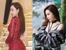 Hoa hậu Áo dài Hoàng Dung khoe đường cong